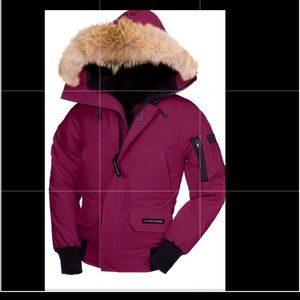 CANADA GOOSE size M YOUTH AUTHENTIC